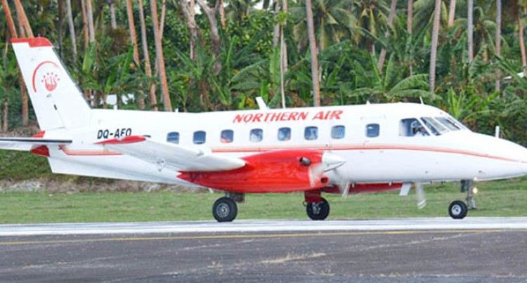 Northern Air Introduces Nadi Route