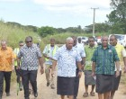Boost For  Sugarcane  Farmers As Road Works Begin