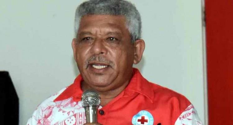 Why Volunteers Vital: Red Cross