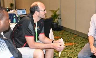 Pini Commends IOC Programme