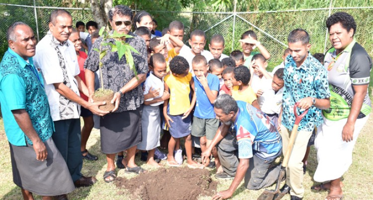 School launches Green Forest project to support PM at COP23