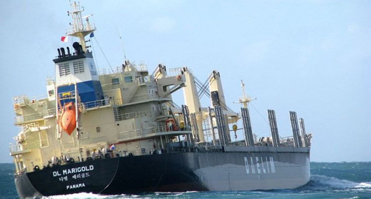 'Dirty' Ship Stopped From Entering Fiji for Biofouling