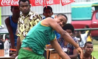 Naleke Throws To New Record