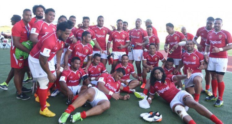 Tonga A Record Historic Win