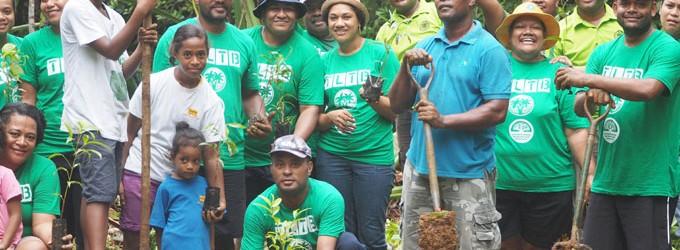 Planting Trees Protects Environment: Kuruvakadua