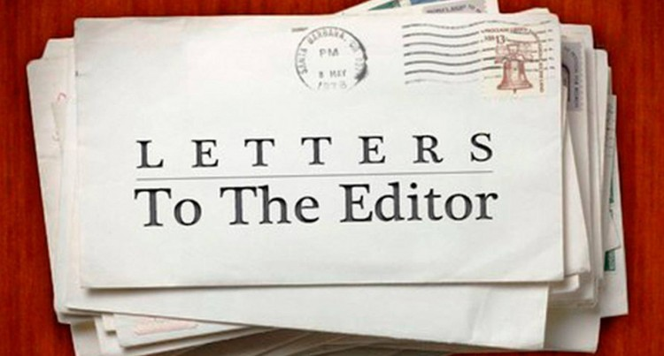 Letters To The Editor, 04th March 2017
