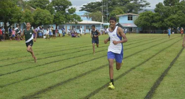 Kamil Muslim,  Xavier Lead In Ba