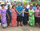 16 Retired Fijian Teachers Head  For Tuvalu