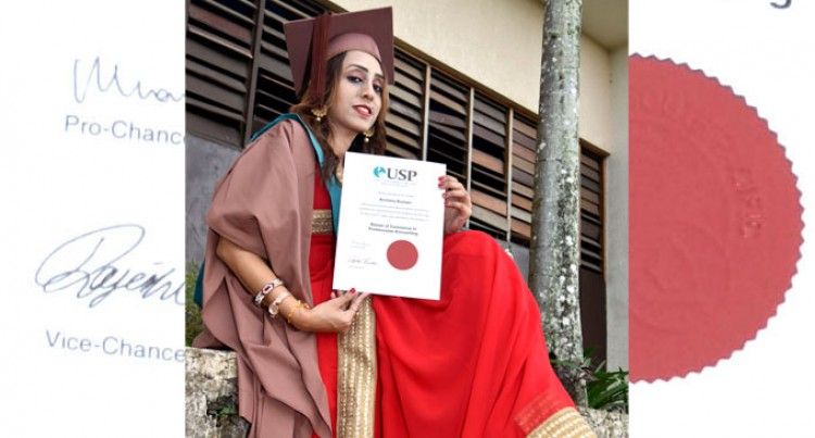 Kumari Eyes Doctorate Next