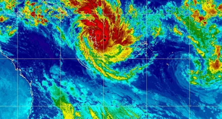 Heavy Rain Alert For Parts Of Fiji