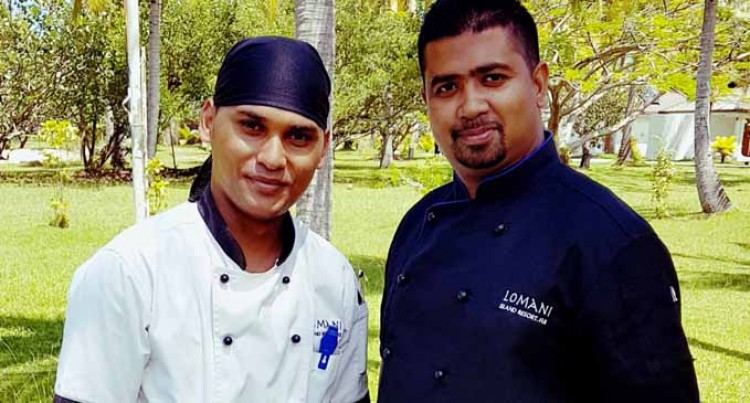 Chef Prasad Loves Challenges In Food