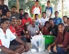 Bulileka Students  Donate To Boca Couple