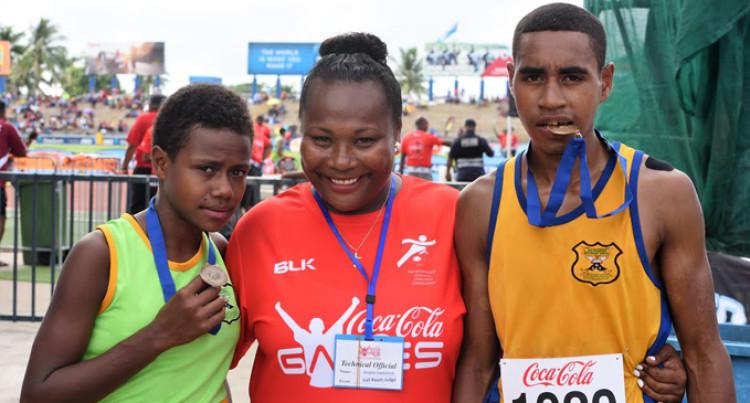 Wainibuka Runners Go For Gold
