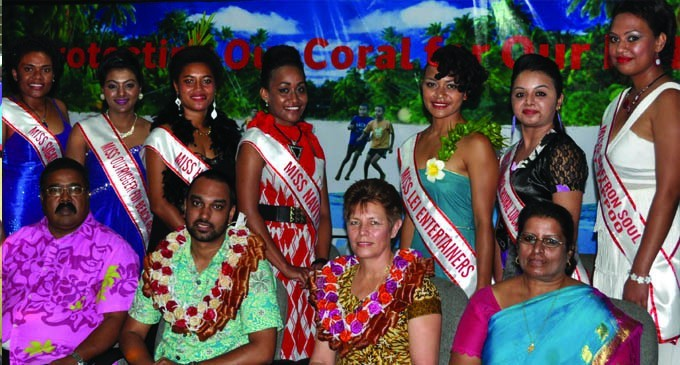 Vodafone Coral Coast Carnival  To Include King Contestants