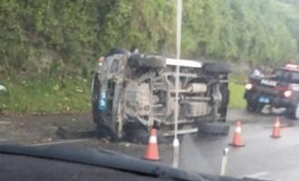 Police Vehicle Accident Investigated: Naisoro