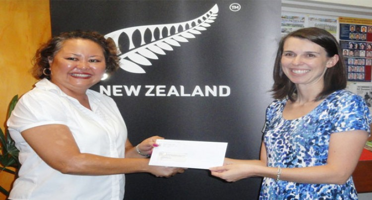 Leadership Fiji Programme Gets $15K From NZ envoy