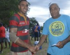 Aria Named Nadi Rugby coach
