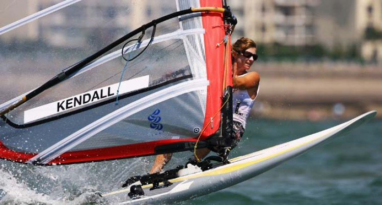 Kendall: Why I Took Up Sailing