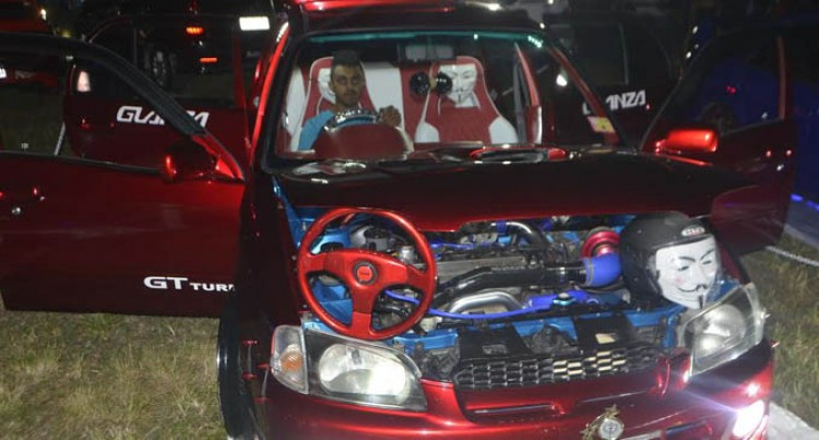 Show Attracts  More Than 160 Cars