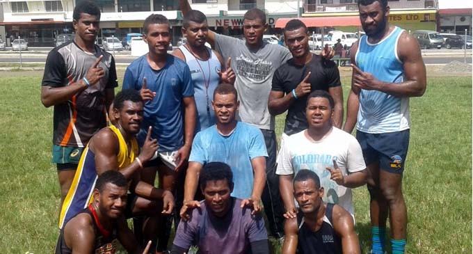 Team CBM For Martintar 7s