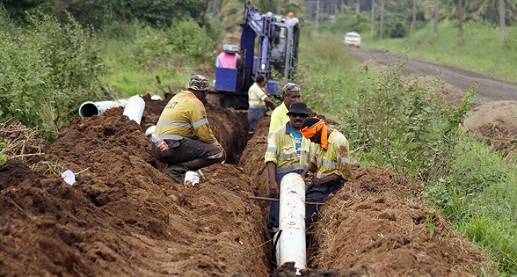 Bau Residents to Benefit from New Water Pipes