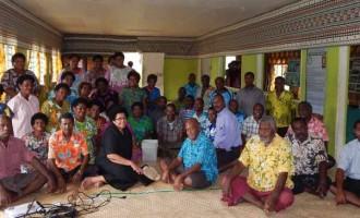 Naitasiri Village Meets Speaker For First Time
