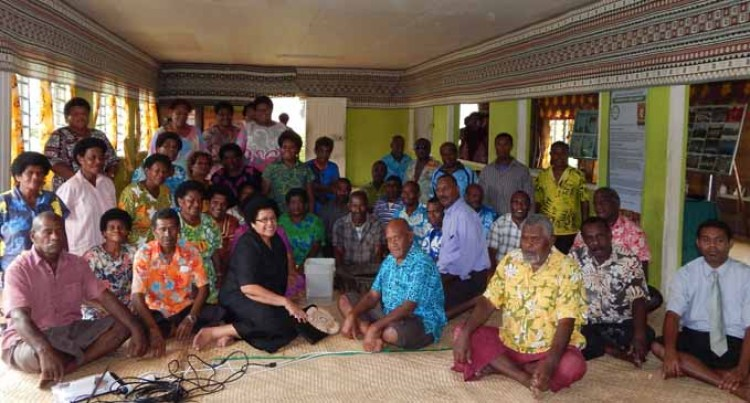 Naitasiri Village Meets Speaker For First Time