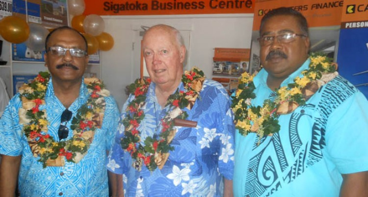 Carpenters Finance Opens Sigatoka Business Centre