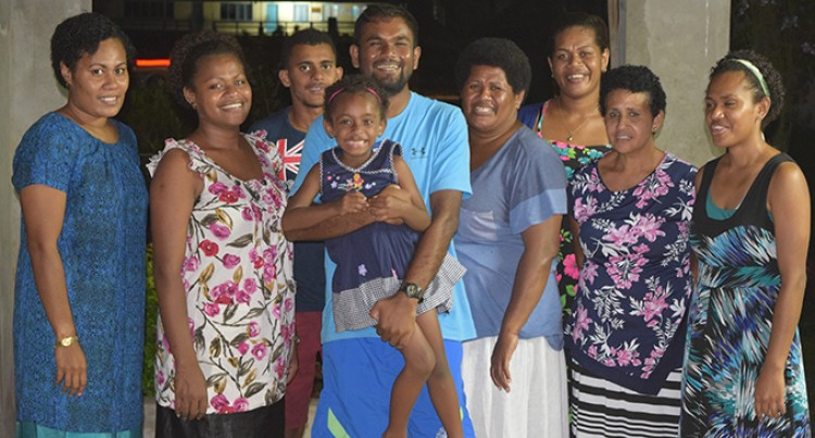 Teacher Hiking Around Viti Levu For Awareness