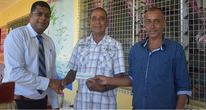 Good Samaritans Donate $5000