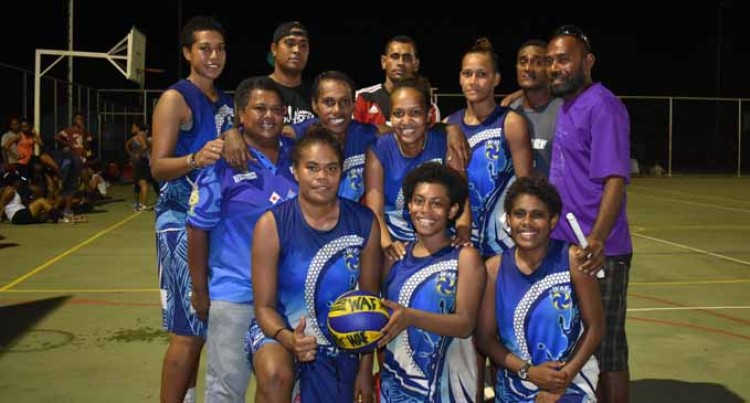 Water Authority Wins Volleyball Tournament