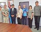 A-G Meets World Bank Delegation Ahead Of Spring Meetings