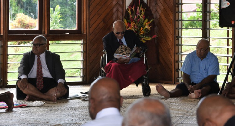 Tailevu Called On To Support Developments