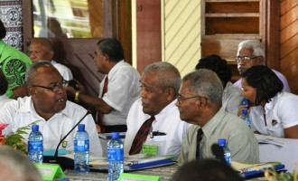 Protect Your Resources And Use Them Carefully, Tailevu Advised