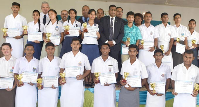 Reddy Launches Year Nine Contest