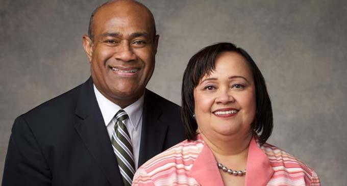 Elder Wakolo first Fijian General Authority Seventy