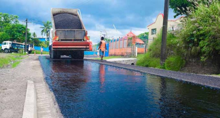 Nasole Road Now Sealed To Prolong Life