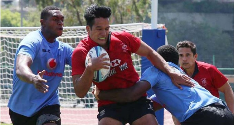 Fiji's campaign starts with NZ