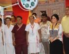 FNPF Provides Lights For Labour Wards