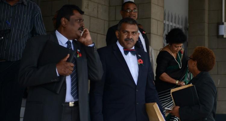 Angry Koya:  Fiji Was Excluded
