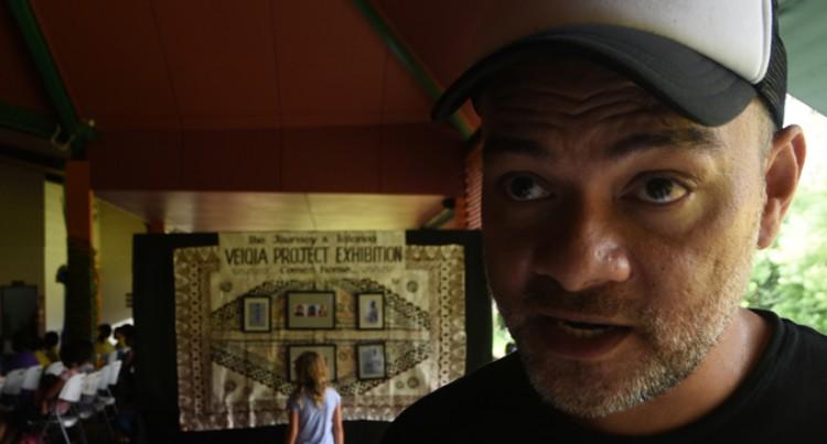 Art show At Leleuvia Island On Saturday