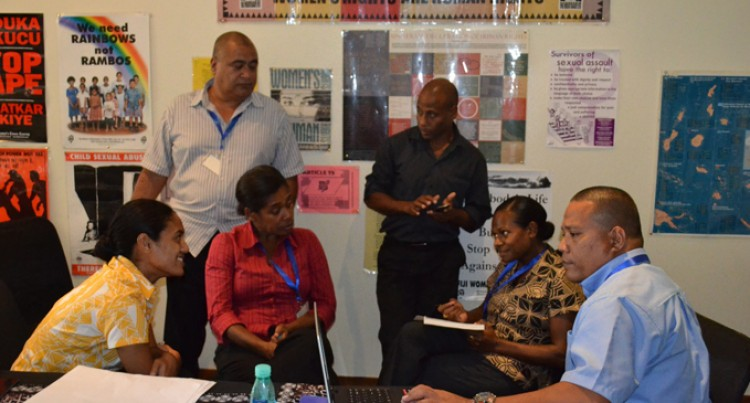 Police Learn Better Responses To Violence Against Women Cases
