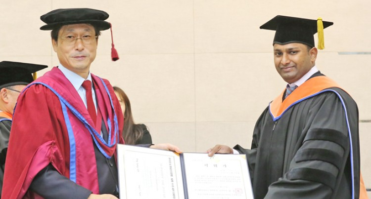 Zullah Returning to  Invest Experience, Knowledge at Home