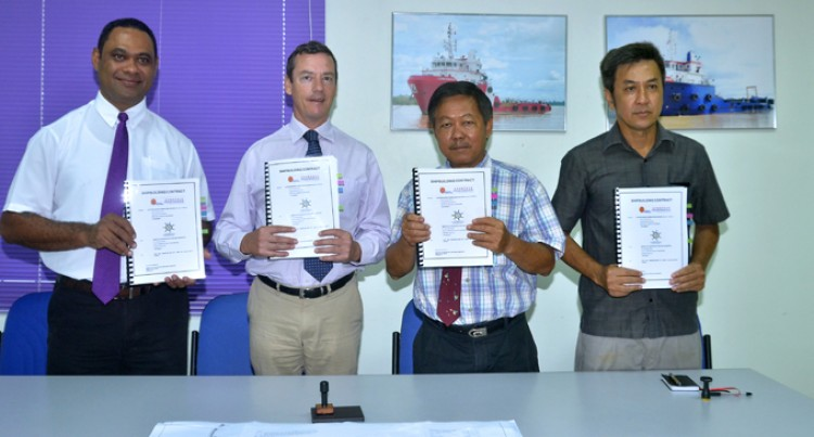 Govt Invests $7.2M To Build Ship For Relief