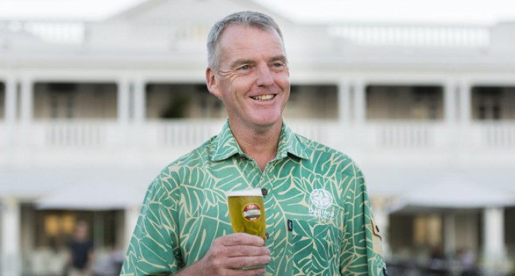 Spencer Leads Paradise Beverages