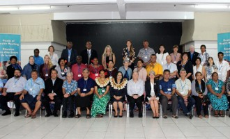 Fifth Pacific Heads of Health Meeting Opens