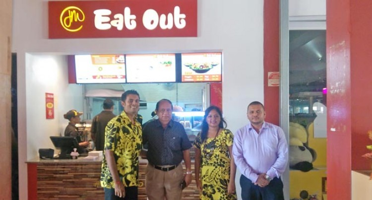 New Eat-out Restaurant Now Open