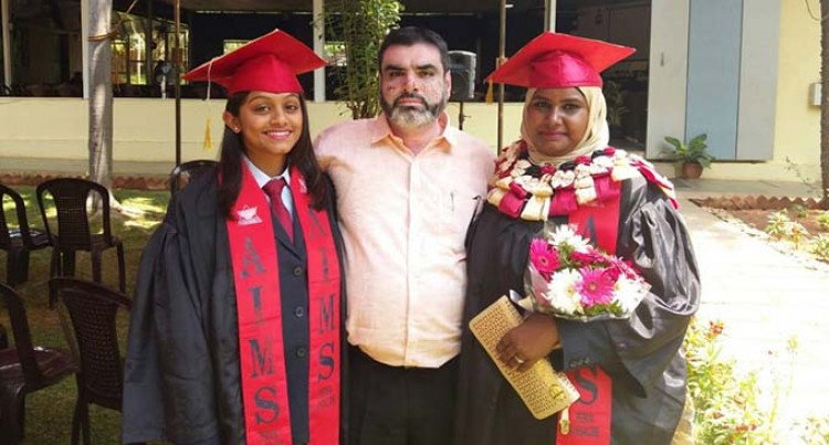 More Fijians Complete  Undergrad Degrees In India