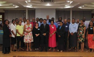 FEO Conducts Workshop For Political Parties