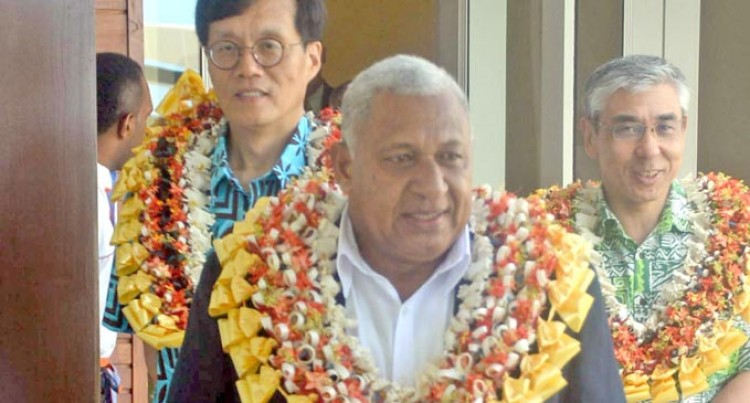 PM Bainimarama Vows Climate  Adaptation Fund Access For Nations